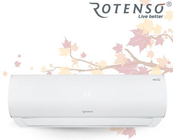 Klimatyzacja Rotenso UKURA 3,5kW z montażem od 2500zł