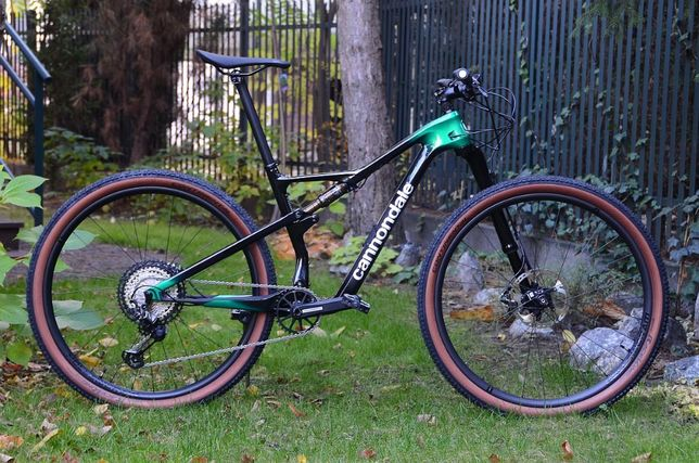 rower Cannondale Scalpel Hi-Mod 1 Carbon 2021 Shimano XTR waga 10 kg