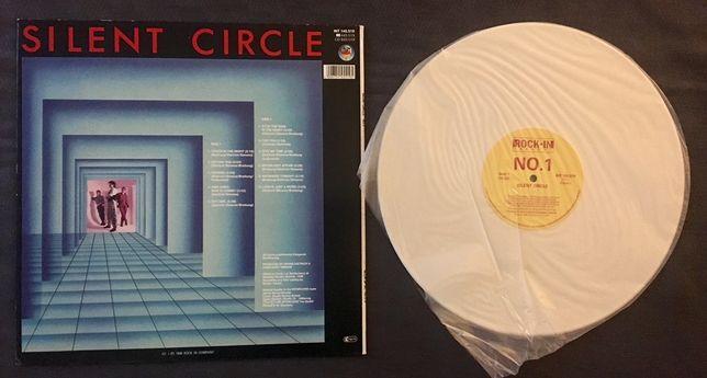 Silent Circle No 1 Hong Kong limited plyty winylowe