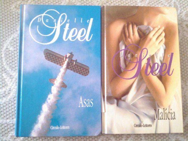 5 Livros Danielle Steel - coleção Circulo Leitores