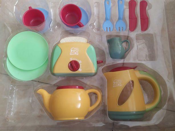 Продам набор игрушечной посуды для ребенка
