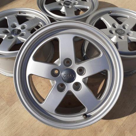 Диски 4шт Оригінал Audi R16 5x112 A4 A6 Skoda Octavia VW Seat Ауди Р16