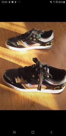 buty coogi australia czarne vintage 37