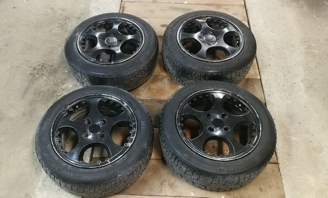 Alufelgi 4x108 15 cali Made in Germany Ford Focus