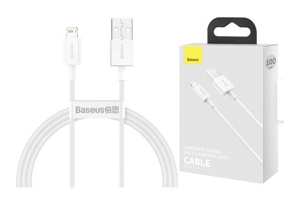 Kabel usb baseus iphone lighting szybkie ladowanie 2,4A