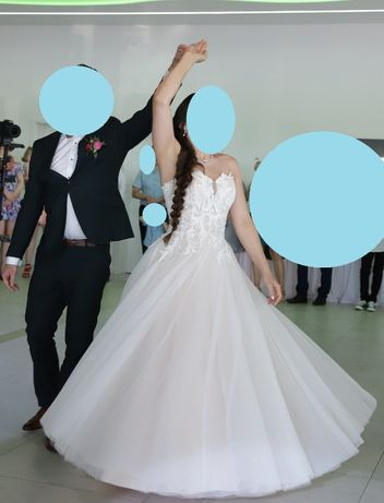 Suknia ślubna model massima 183