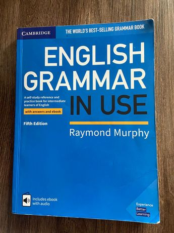 Книга English grammar in use