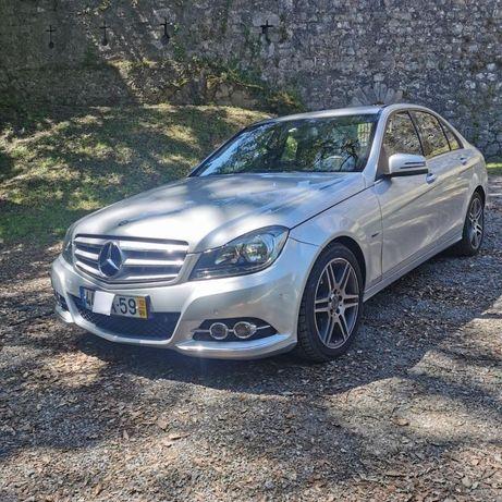 Mercedes C250 Avantgard