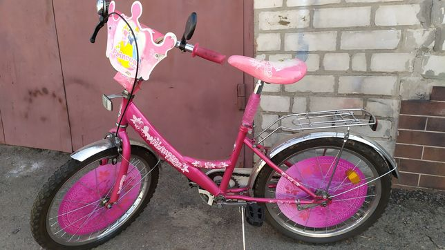 Продам велосипед на 8-12 років.