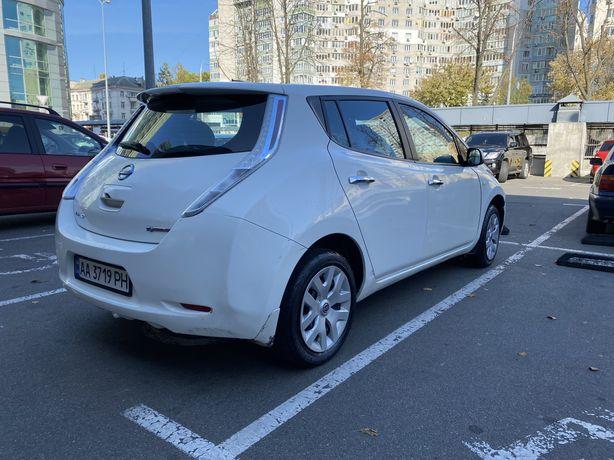 Nissan Leaf 2014г. Webasto