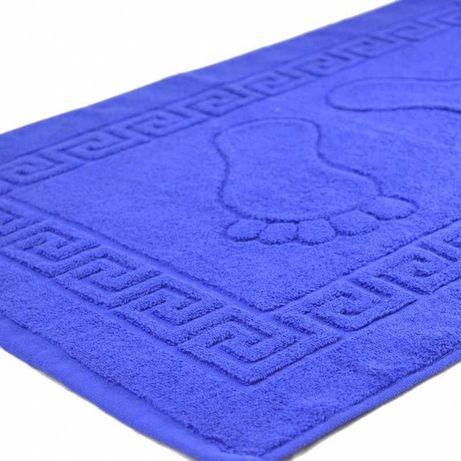 Махровое полотенце для ног 50х70см 700г/м2 (Разные цвета)