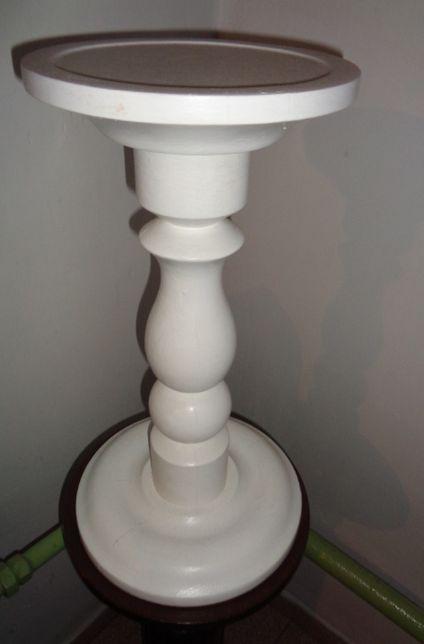 Kwietnik -stojak , dekoracja na ślub