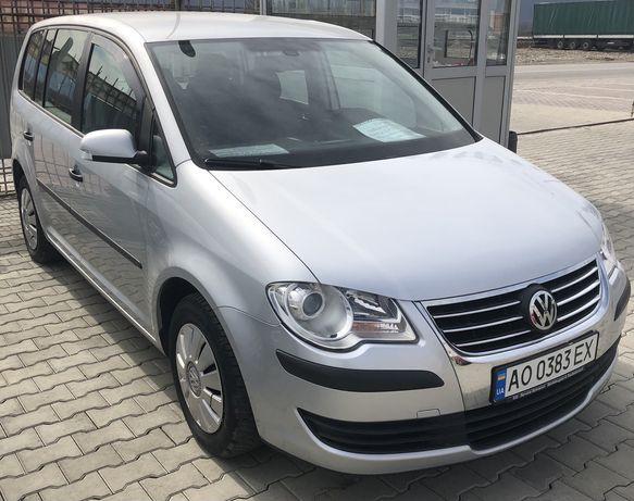 Volkswagen Touran 1.9 tdi Klima Navi  Фольцваген Туран Klima TDI