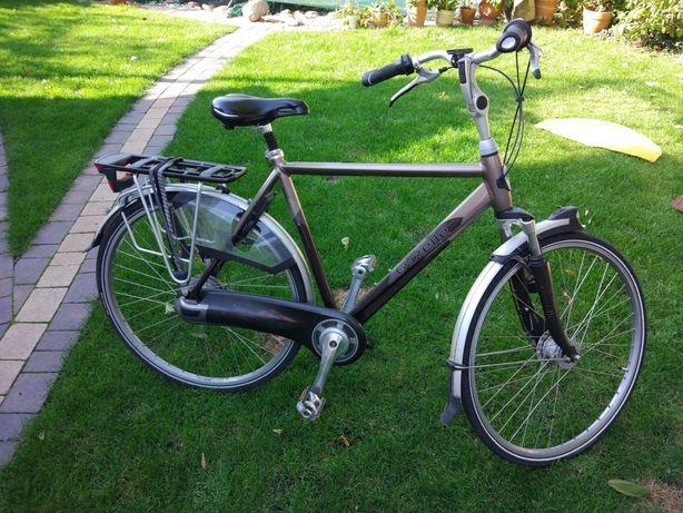 Rower miejski Gazelle, holenderski, holenderka
