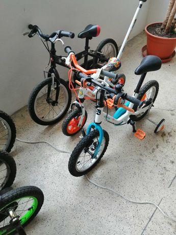 Varias Bicicletas de Rodas: 14,16,20,24