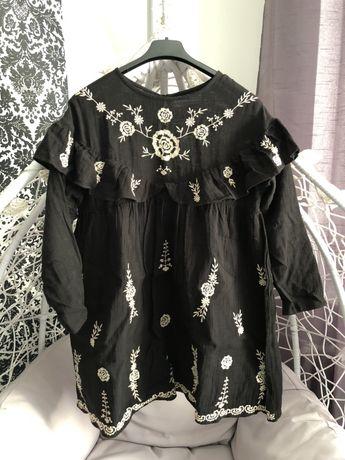 Sukienka dziewczęca Zara