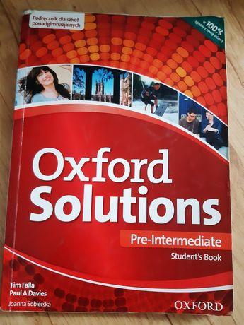 Oxford Solutions j angielski