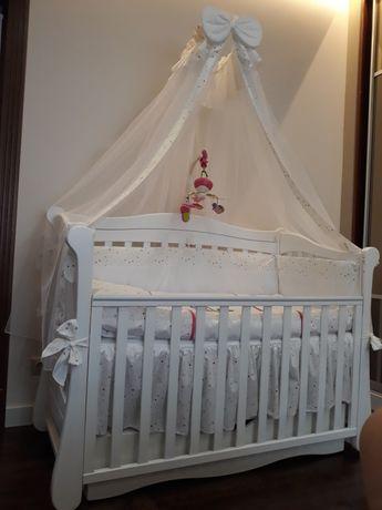 Детская кроватка Верес Соня ЛД 18+ матрас