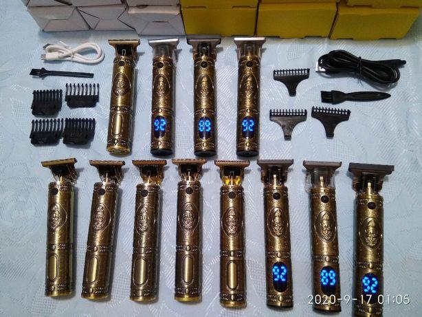 Профессиональная машинка (триммер) для стрижки волос, тела, бороды
