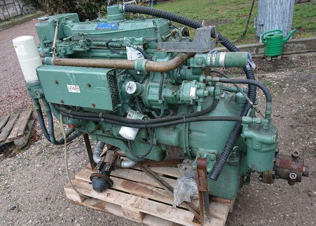 Silnik Morski Detroit Diesel 4-71 Marine Przekładnia Allison do Kutra