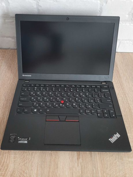 Тонкий ThinkPad X250 12.5 1920*1080 + i5-5300U + 8gb + SSD 512GB