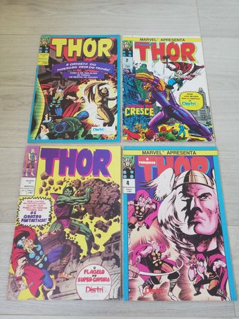 Portes grátis - Thor - Ed. Distri