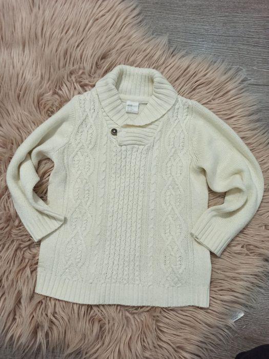 Sweterek H&M rozmiar 92 Pasłęk - image 1