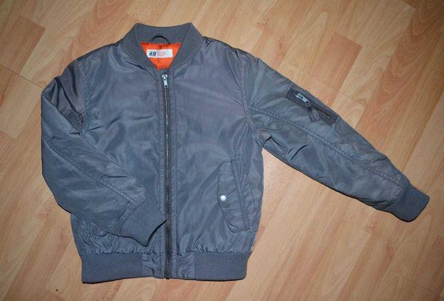 Куртка бомбер / американка на рост 116-122