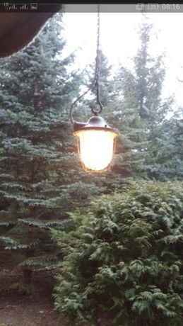 Sprzedam lampę industrialną