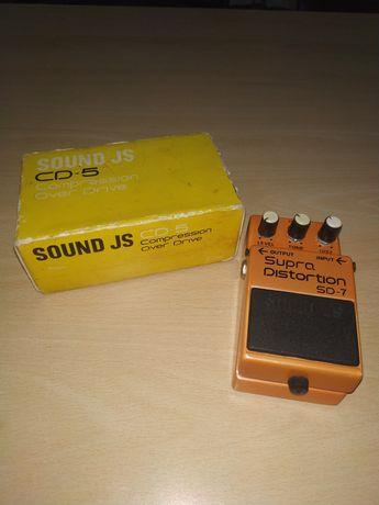 Преобразователь звука для электрогитары
