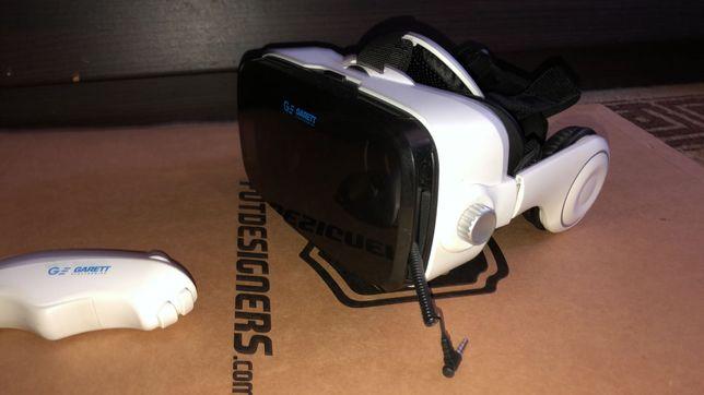 Okulary VR GARETT VR4 + pilot