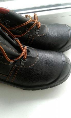 Продам ботинки кожанные 43 размер