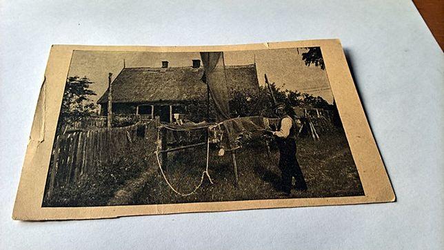 Widokówka z lat 30 ubiegłego wieku