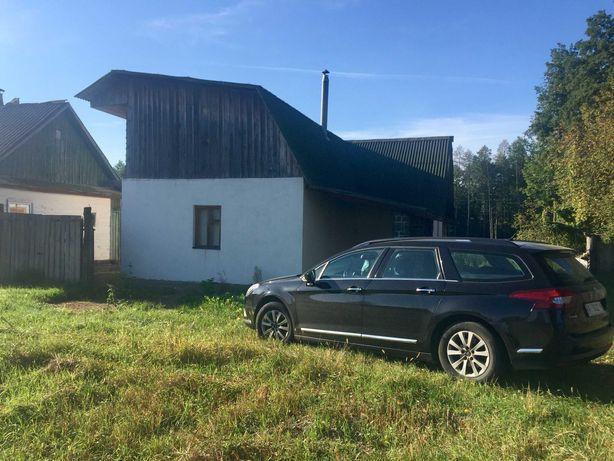 Ділянка 0,25 га. з недобудованним будинком