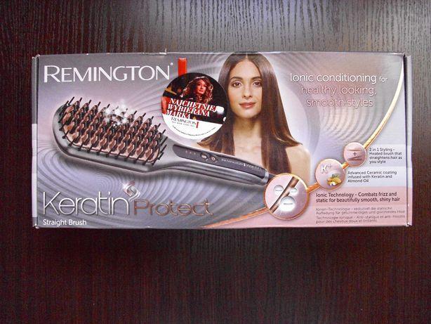 Szczotka prostująca REMINGTON CB7480 Keratin Protect