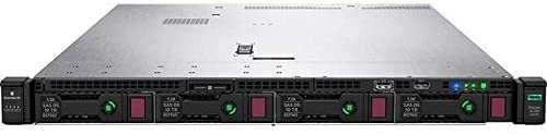 HP DL360 G9 | 56 vCPUs x 3.3Ghz  = 184,8 Ghz | 256GB DDR4 RAM |