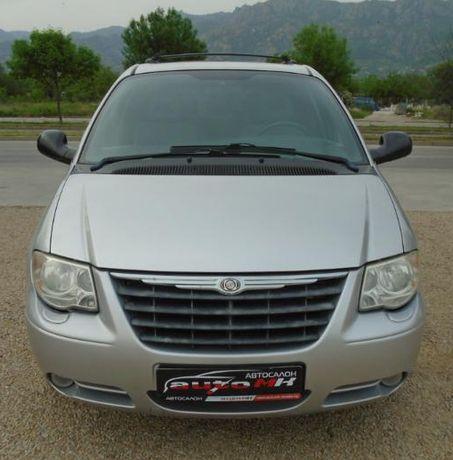 Chrysler Voyager 2,5 CRDI 2008 год выпуска, последний выпуск 2,5 CRDI