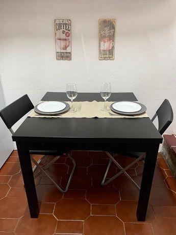 Mesa extensível IKEA Bjursta