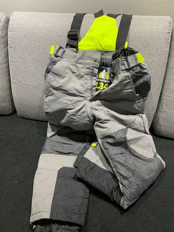 Spodnie narciarskie 134