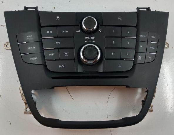 Panel Nawigacji NAVI600 Opel Insignia