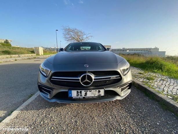 Mercedes-Benz CLS 53 AMG 4Matic+