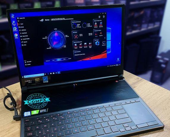 """Мощный игровой ноутбук Asus ROG Zephyrus S (15.6"""") CompX!"""