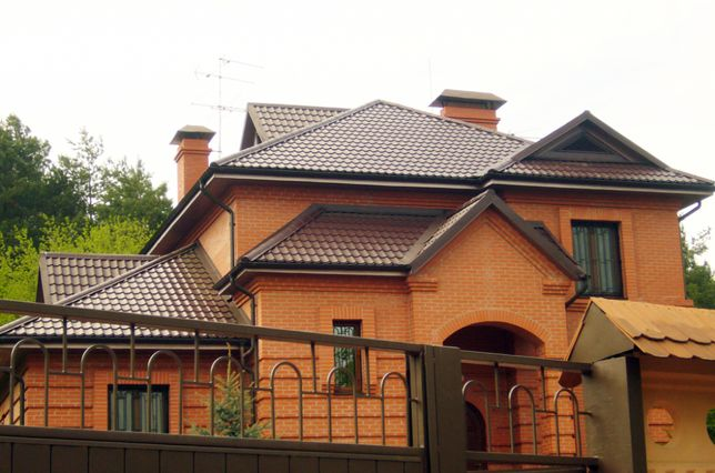 Металлочерепица от завода-производителя в Черновцах