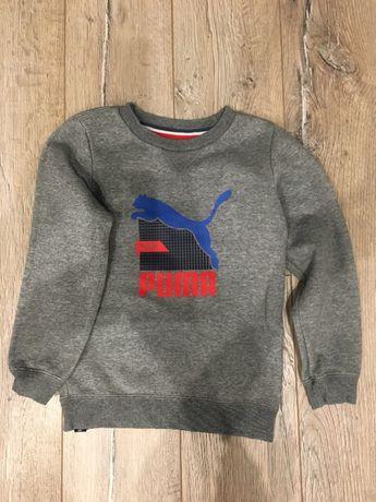 Bluza firmy Puma rozm 110 xxs