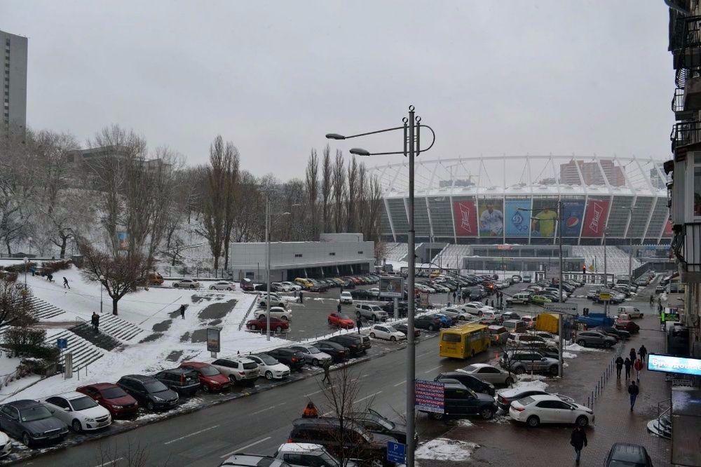 100 метров от метро Палац спорта . Жилье посуточно и долгосрочно Киев-1
