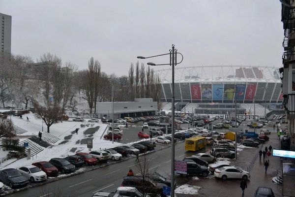 100 метров от метро Палац спорта . Жилье посуточно и долгосрочно Киев