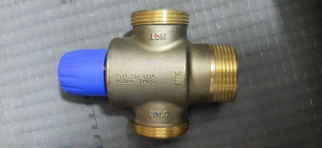 Zawór trójdrożny, mieszający termostatyczny do CWU 35-60
