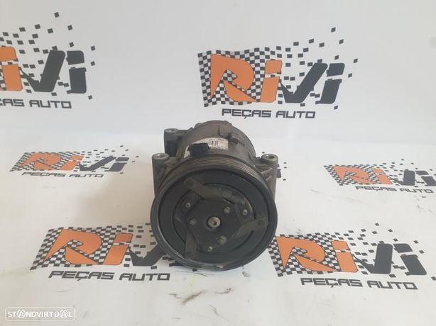Motor / Compressor AC / Ar Condicionado Delphi Nissan Qashqai 8200940837 - 01140854 - 06184143216.C