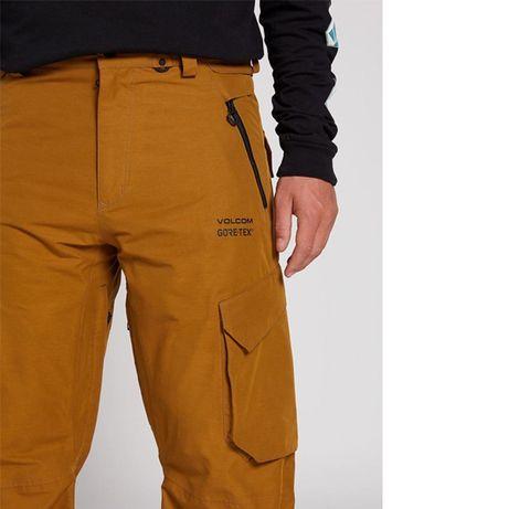 Volcom Lo Gore-tex r. L NOWE spodnie snowboardowe męskie