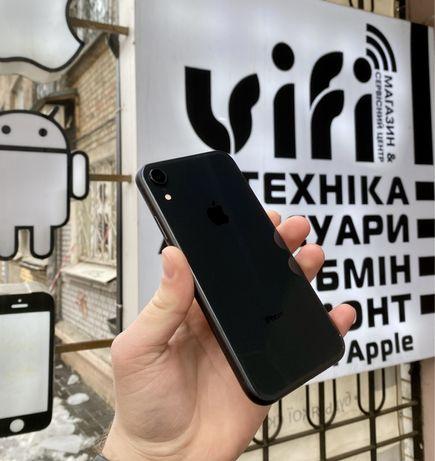 iPhone XR 64Gb Black Neverlock Оригинал Гарантия Магазин Рассрочка